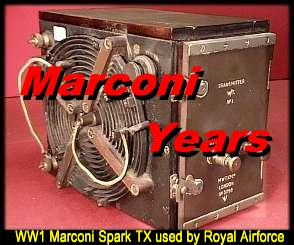 The Marconi Years